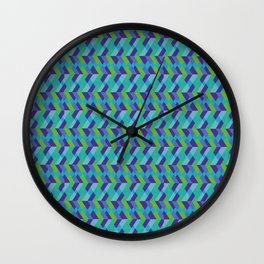 Farbe 2.1 Wall Clock