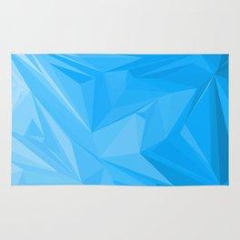 BLUE XOX Rug