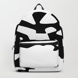 Culdesacs #abstract Backpack
