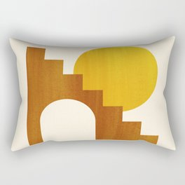 Landscape abstract Rectangular Pillow
