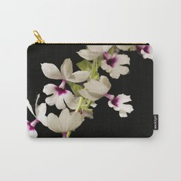 Calanthe rosea Orchid Carry-All Pouch