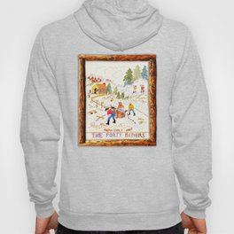 The Forty Niners Hoody