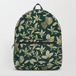 just a few leaves Backpack