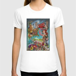 Sounds of London T-shirt