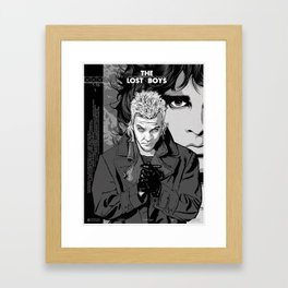 T. L. B. 03 Framed Art Print