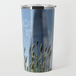 The Shard Grows Travel Mug
