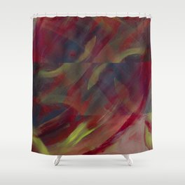 Fall is Fading Shower Curtain