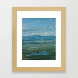 Vast Framed Art Print