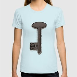 George Washington's Key to the Bastille T-shirt