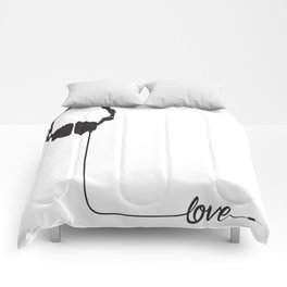For the love of music 2.0 Comforters