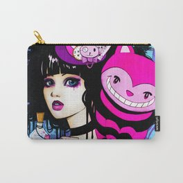 Alice Returns to Wonderland Carry-All Pouch