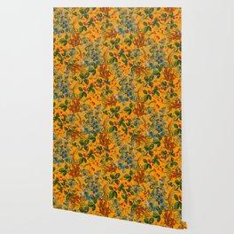 Vintage Garden VII Wallpaper