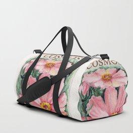 Cosmos Seed Packet Duffle Bag