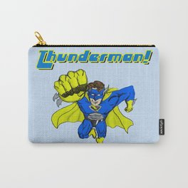 1980s Thunderman! Carry-All Pouch