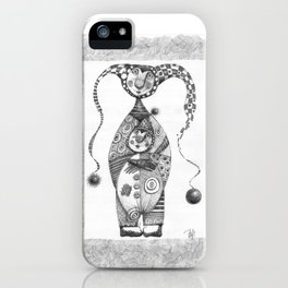 Jesters iPhone Case