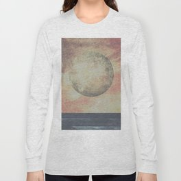 Restless moonchild Long Sleeve T-shirt