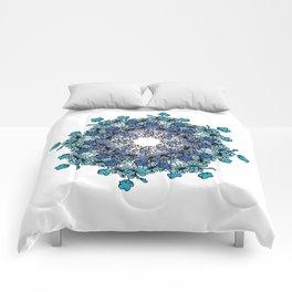 Indigo Bloom Portuguese Tiles – Porto Comforters