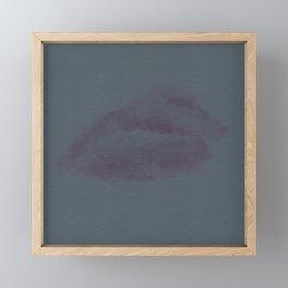 Dare to Dream - Cloud 100 of 100 Framed Mini Art Print