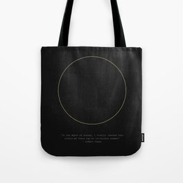 Albert Camus Quote Tote Bag