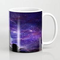 2001 Mugs featuring 2001: A Space Odyssey  by Joshua S