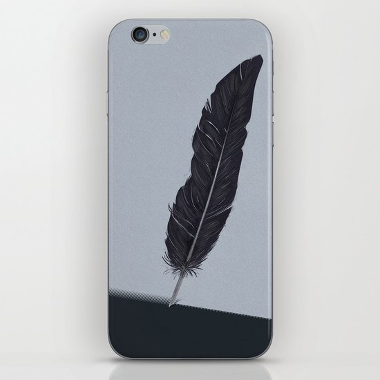 Feathered Edge. iPhone & iPod Skin