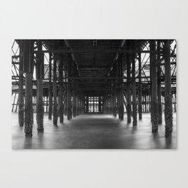 Transcendent Pier Canvas Print