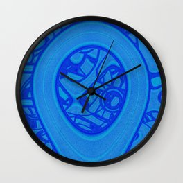 Busy Thoughts Wall Clock
