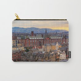 Edinburgh City View Carry-All Pouch
