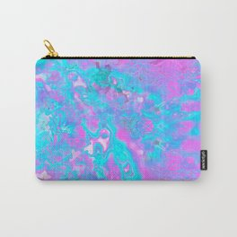 Pastel Hologram Carry-All Pouch