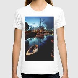 reflections at dawn T-shirt