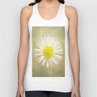 daisy Tank Tops featuring Daisy by Pauline Fowler ( Polly470 )