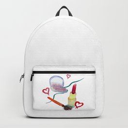 Makeup Bag Backpack