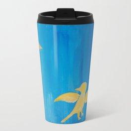 Wandering Birds Travel Mug