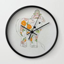 All the Little Things Wall Clock