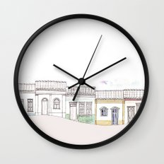 houseland Wall Clock