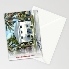 102 NW 15th Street Stationery Cards