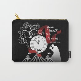 The Night Circus Quote Carry-All Pouch