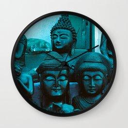 God Wall Clock