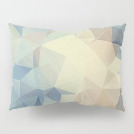 Abstract polygonal 2 Pillow Sham