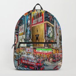 Times Square II Special Edition I Backpack