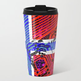 circuit board Norway (Flag) Travel Mug