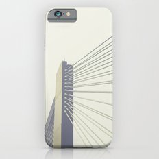 cable-stayed bridge iPhone 6s Slim Case