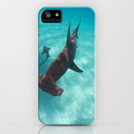 Curves iPhone Case