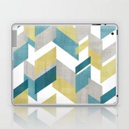 Bright geometrical pattern Laptop & iPad Skin