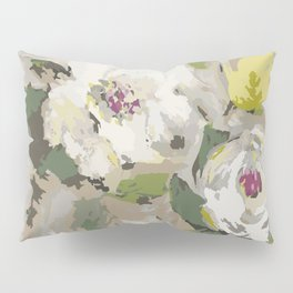 French Summer Bouquet Pillow Sham