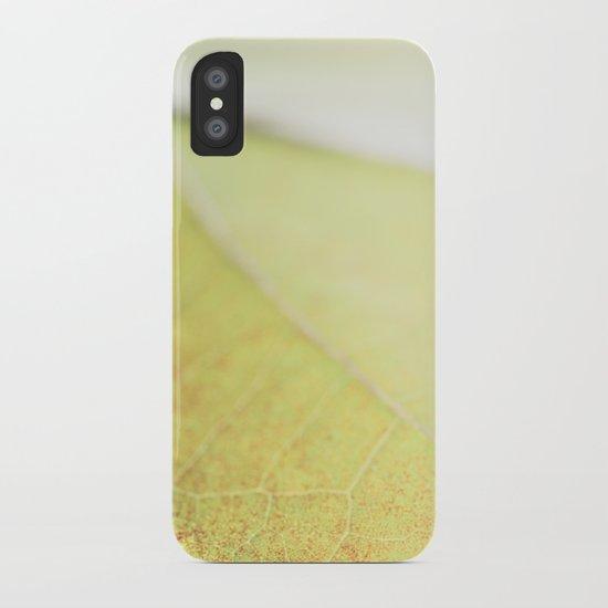 Vessel iPhone Case