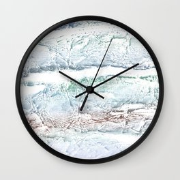 Air marble Wall Clock