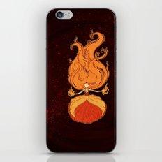 Princess of Flame iPhone & iPod Skin