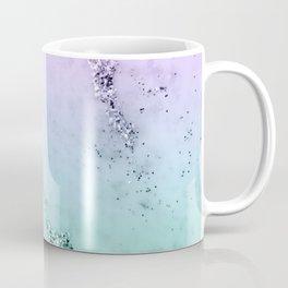 Unicorn Mermaid Girls Glitter Marble #1 #decor #art #society6 Coffee Mug