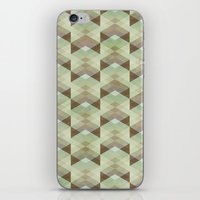 whisky iPhone & iPod Skins featuring Hipster Pattern  by Schwebewesen • Romina Lutz